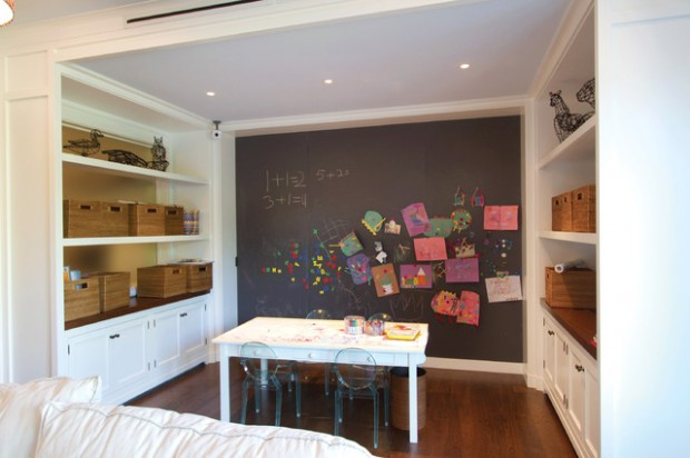 25 Inspirational Kids Study Room Design Ideas (9)