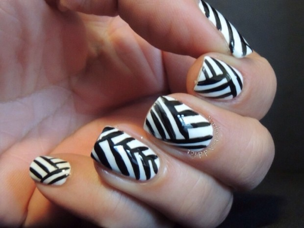 26 Attractive and Popular Nail Art Ideas That You Will Love (13)