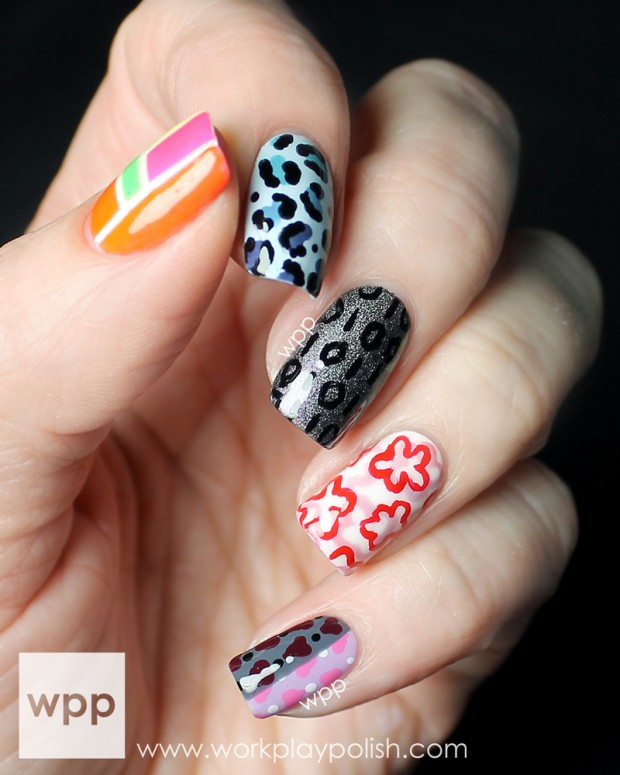 26 Attractive and Popular Nail Art Ideas That You Will Love (16)