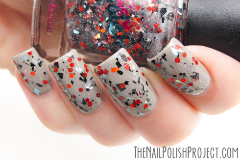 26 Attractive and Popular Nail Art Ideas That You Will Love (17)