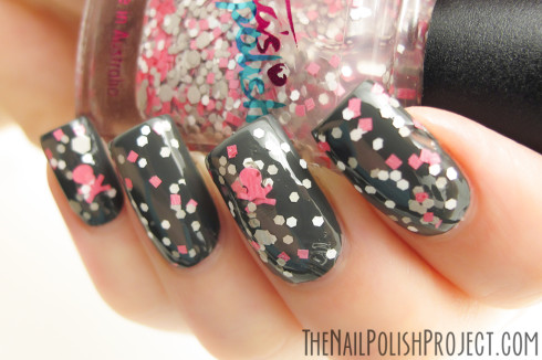 26 Attractive and Popular Nail Art Ideas That You Will Love (18)