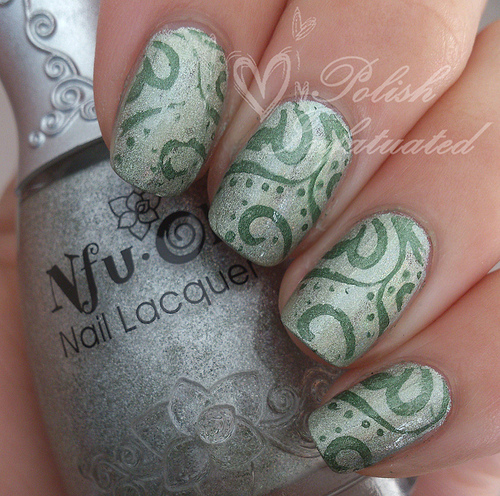 26 Attractive and Popular Nail Art Ideas That You Will Love (19)