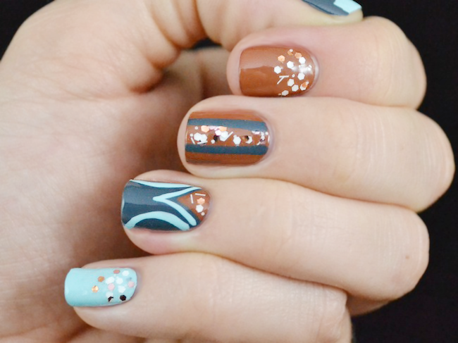 26 Attractive and Popular Nail Art Ideas That You Will Love (4)