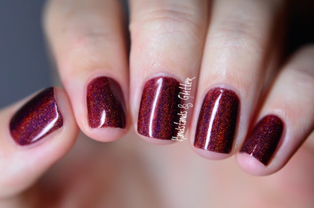 26 Attractive and Popular Nail Art Ideas That You Will Love (8)