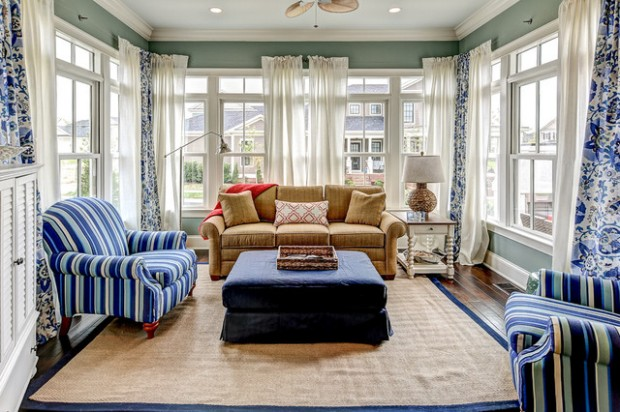 25 Great Sunroom Design Ideas. Cozy Sunroom Design Ideas With