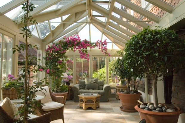 27 Great Sunroom Design Ideas (11)