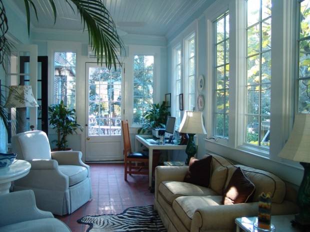 27 Great Sunroom Design Ideas (14)