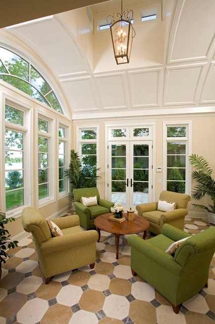 27 Great Sunroom Design Ideas (16)