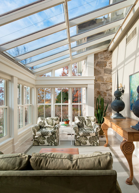 27 Great Sunroom Design Ideas (17)