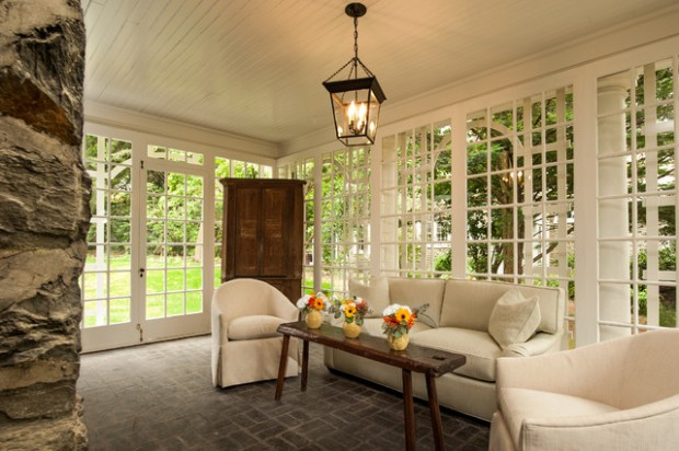 27 Great Sunroom Design Ideas (18)