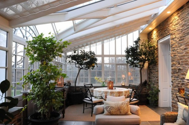 27 Great Sunroom Design Ideas (19)