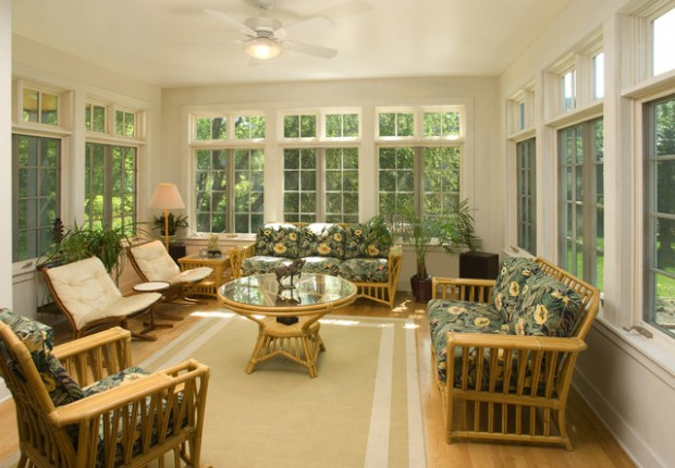 27 Great Sunroom Design Ideas (2)