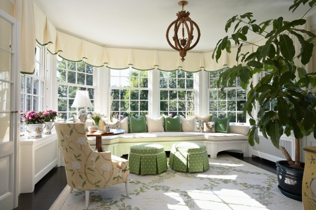 27 Great Sunroom Design Ideas (23)