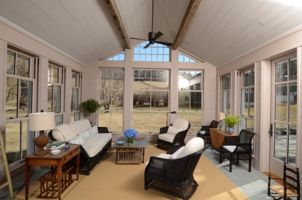 27 Great Sunroom Design Ideas (24)
