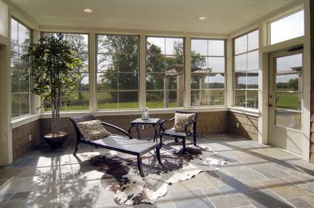 27 Great Sunroom Design Ideas (25)