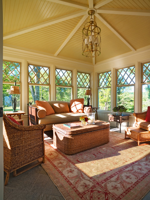 27 Great Sunroom Design Ideas (26)