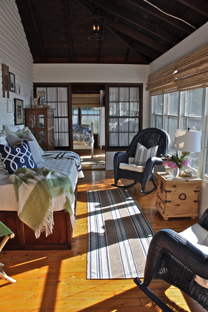 27 Great Sunroom Design Ideas (7)