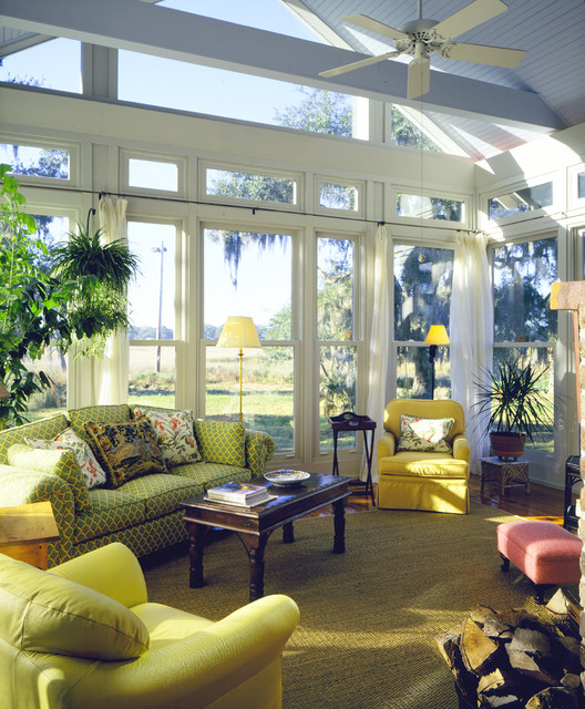 27 Great Sunroom Design Ideas (8)