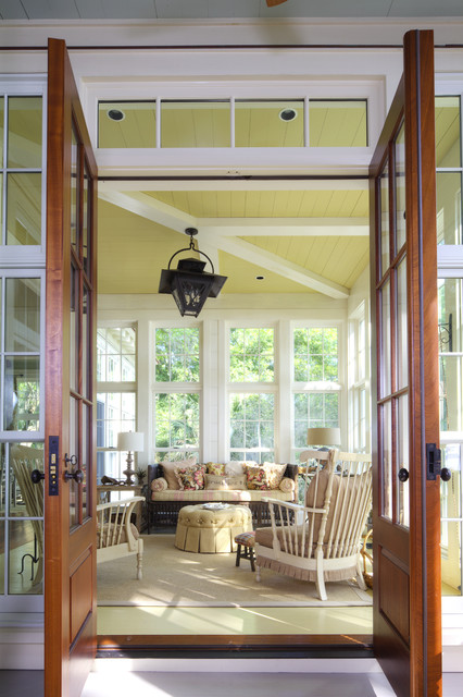 27 Great Sunroom Design Ideas (9)