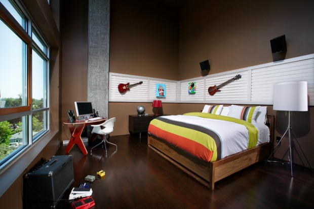 32 Amazing Teenage Bedroom Design Ideas (21)