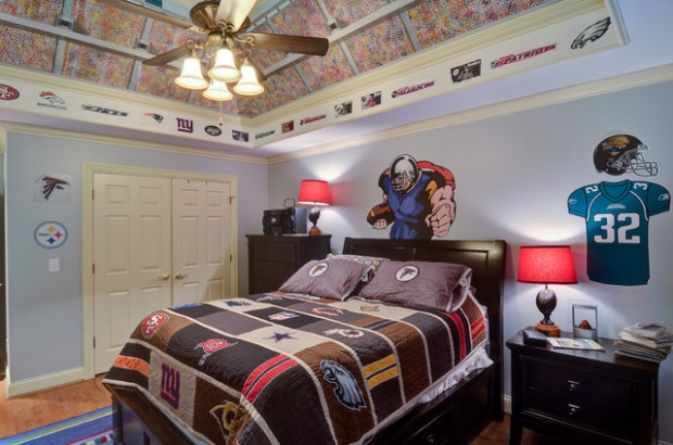 32 Amazing Teenage Bedroom Design Ideas (28)