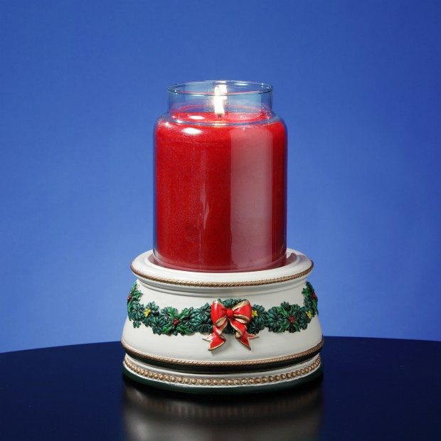 A Christmas Collection of 30 Beautiful Candle Holders  (23)
