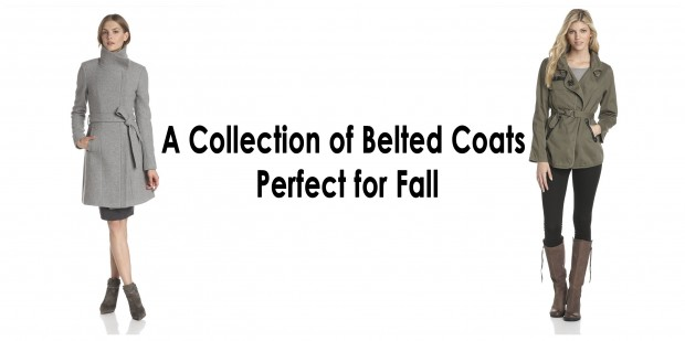 A Collection of Belted Coats Perfect for Fall (0)