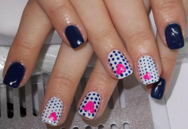 Collection of 22 Unique Nail Design Ideas (21)