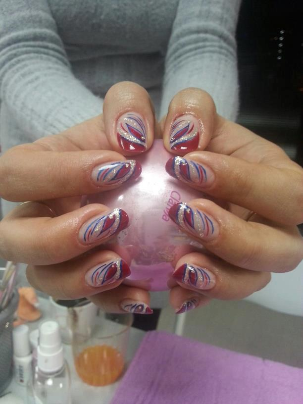 Collection of 22 Unique Nail Design Ideas (5)