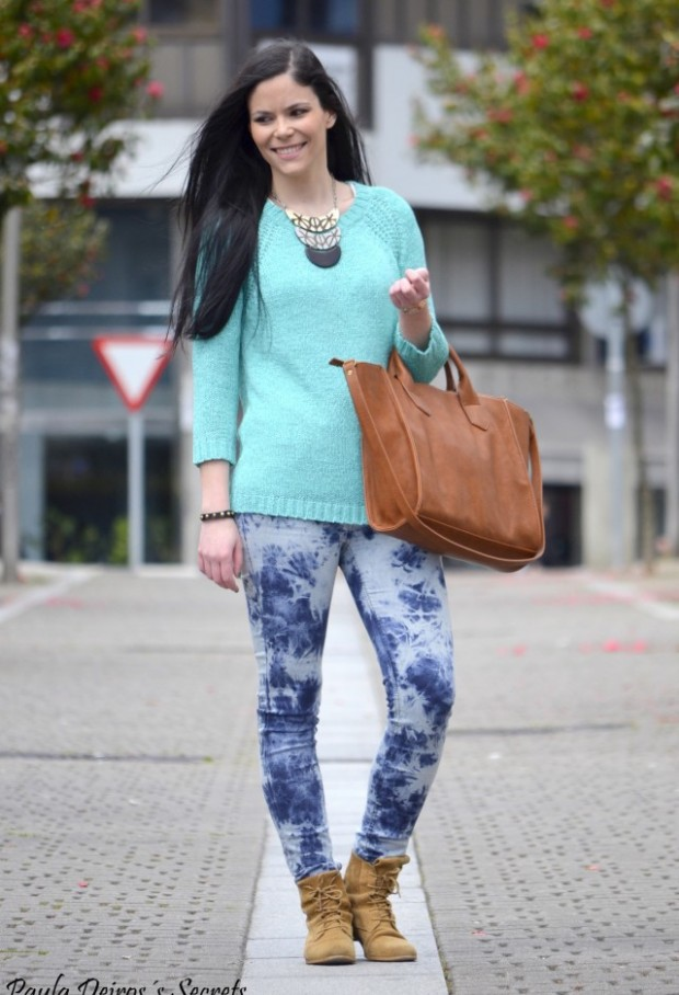Cozy and Warm Sweater for Cold Days: 20 Great Outfit Ideas