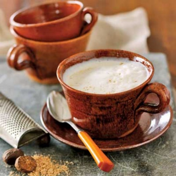 Hot Drinks for Cold Days: 20 Great Recipes