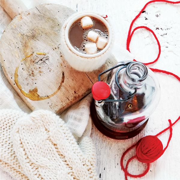 Hot Drinks for Cold Days 20 Great Recipes (15)