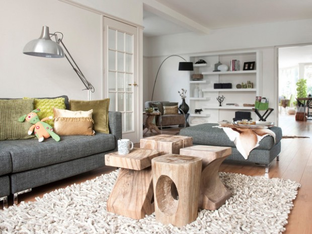 How to Decorate Your Coffee Table 27 Brilliant Design And Decoration Ideas  (13)