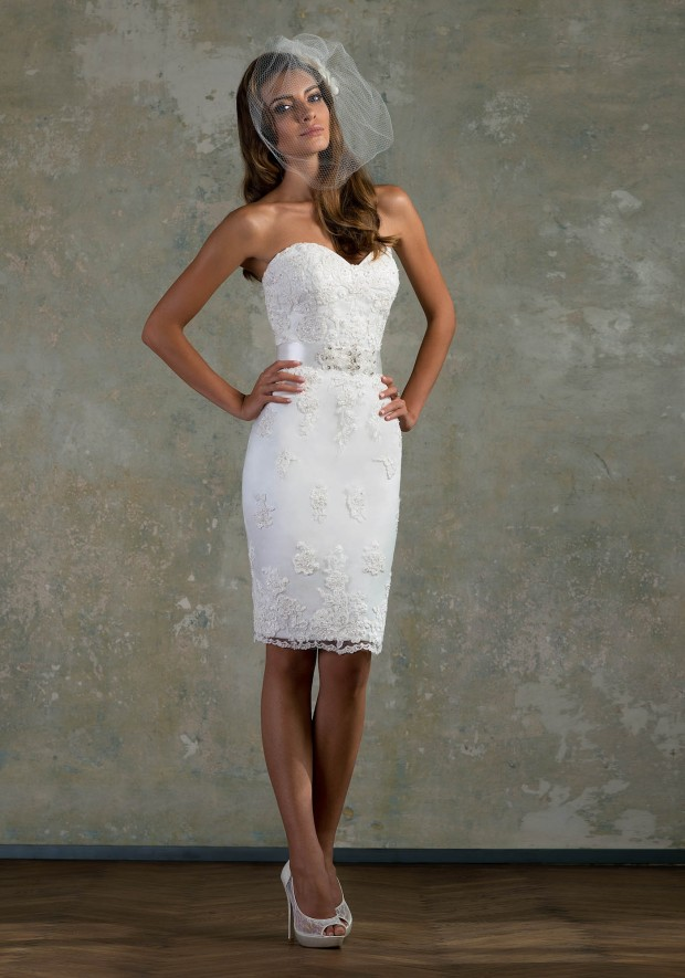 24 Gorgeous Wedding Dresses by Bien Savvy Brand