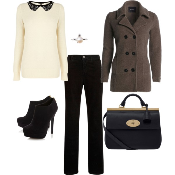 19 Classic and Elegant Work Outfit Ideas