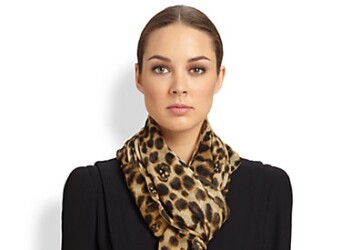 16 Cute Scarves for Cold Days - scarves, fashion