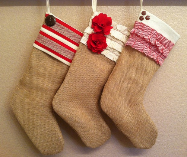 15 Cute and Creative Christmas Stocking Designs (1)