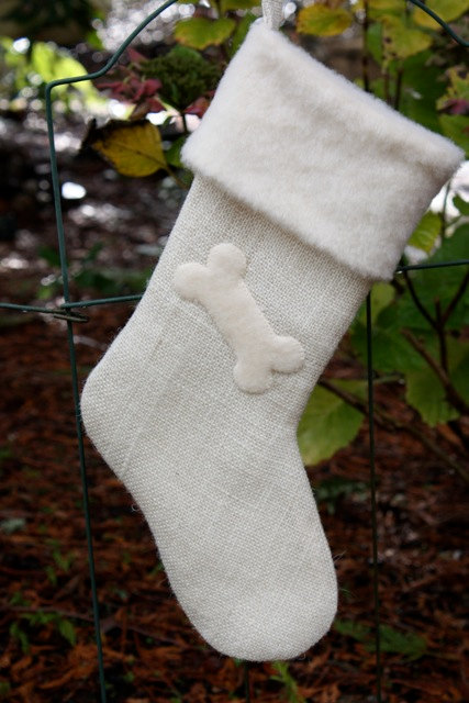 15 Cute and Creative Christmas Stocking Designs (11)