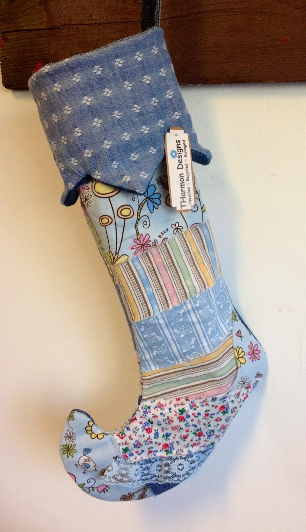 15 Cute and Creative Christmas Stocking Designs (15)