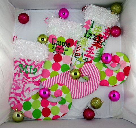 15 Cute and Creative Christmas Stocking Designs (2)