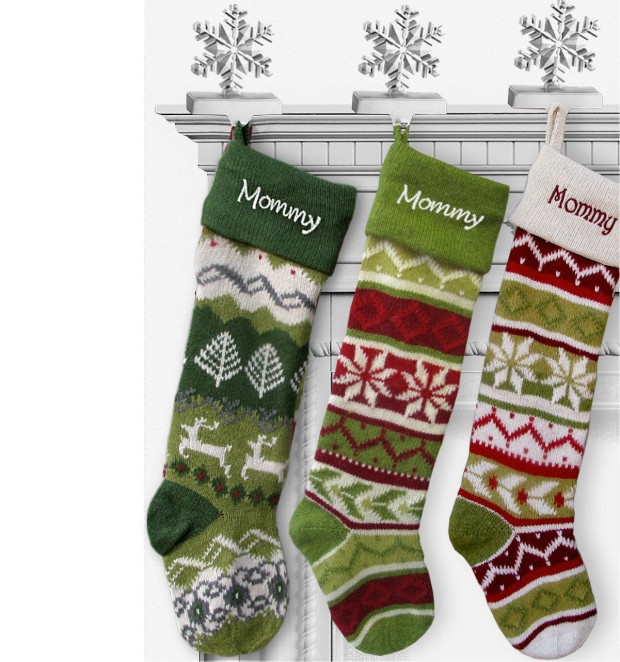 15 Cute and Creative Christmas Stocking Designs (3)