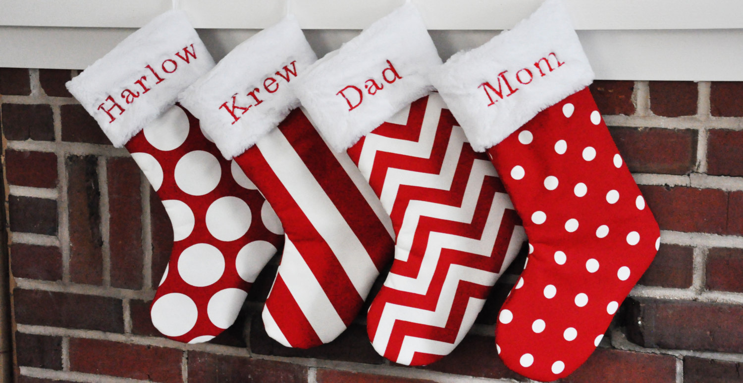 15 cute and creative christmas stocking designs - Christmas Stocking Design Ideas