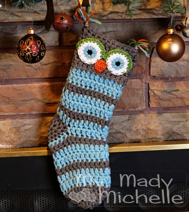 15 Cute and Creative Christmas Stocking Designs (8)