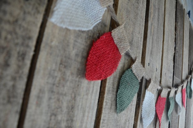 15 Cute and Handmade Christmas Garlands (10)