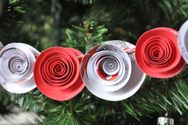 15 Cute and Handmade Christmas Garlands (2)