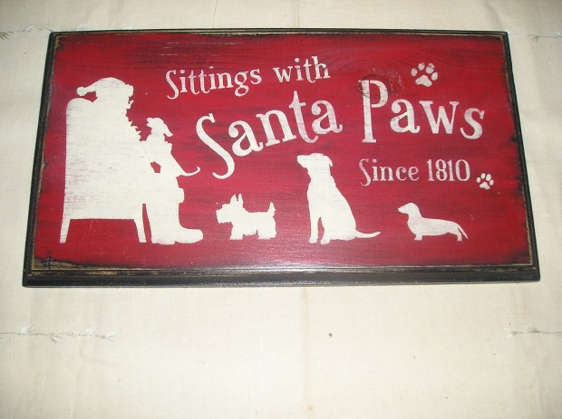 15 Incredible Christmas Sign Decorations  (6)