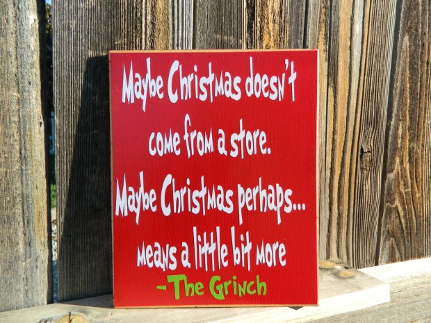 15 Incredible Christmas Sign Decorations  (9)