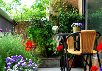 15 Amazing Ideas for Perfect Balcony Garden - garden, balcony garden, balcony design ideas, balcony