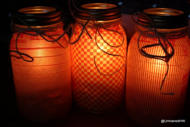 17 Awesome DIY Ideas with Jars and Cans for Home Decor