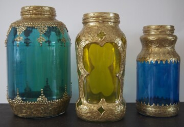 17 Awesome DIY Ideas with Jars and Cans for Home Decor - mason jars, jars, diy home decor, diy